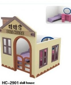 Playhouse And Kids Role Play