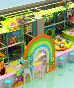 Customade Spesial Design Indoor Playground