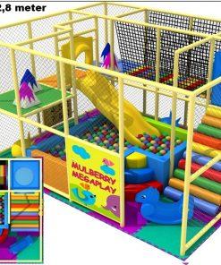 Dijual Wahana Indoor Anak-Anak