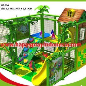Dijual Playground Indoor Berstandar SNI