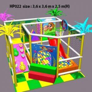 Jual Indoor Playground Berstandar SNI