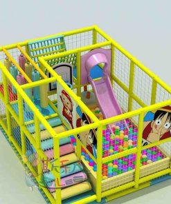 Mini Playground Indoor SNI