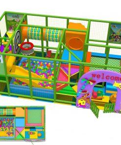 Wahana Permainan Anak Indoor