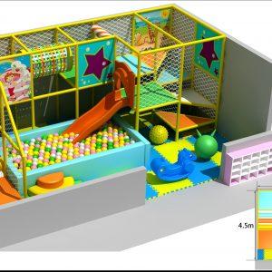 Jual Mini Indoor Wahana Anak SNI