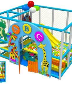 Dijual Wahana Playground Indoor