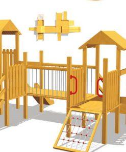 Jual Playhouse Untuk Anak Berkualitas