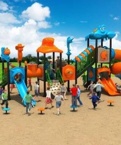 Jual Playground Outdoor Terbaik dan Terpercaya