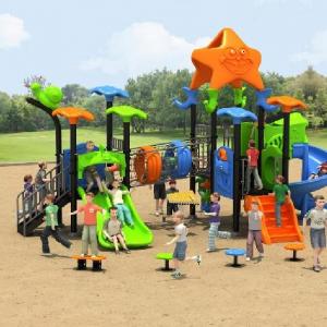 Menjual Wahana Playground Khusus Anak