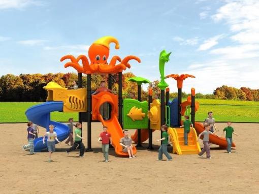 Menjual Mainan Wahana Anak Outdoor Marine Series