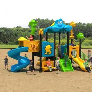 Menjual Outdoor Playground Bersetifikat SNI