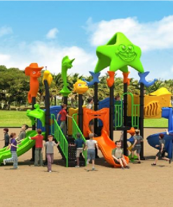 Jual Outdoor Playground Anak Beredukasi TinggiDan Bersetifikat SNI