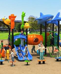Jual Outdoor Playground Ber-SNI