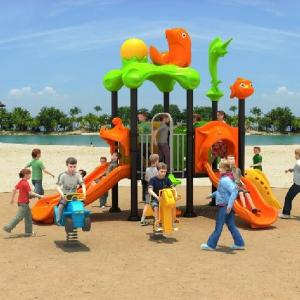 Menjual Wahana Outdoor Edukasi Anak