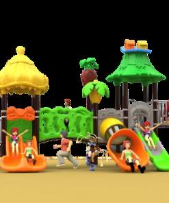 Menjual Playground Outdoor Aman Untuk Anak