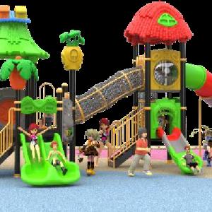 Jual Playground Outdoor Bersetifikat SNI
