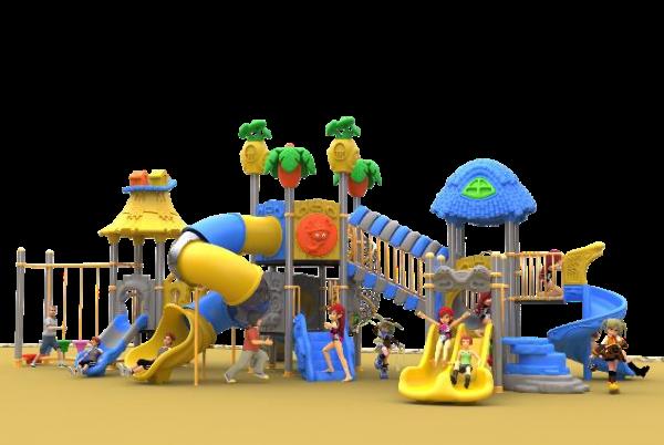 Dijual Outdoor Playground Anak Standar SNI