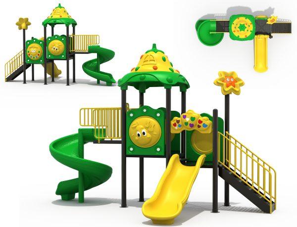 Jual Outdoor Playground Bergaransi Dan Aman