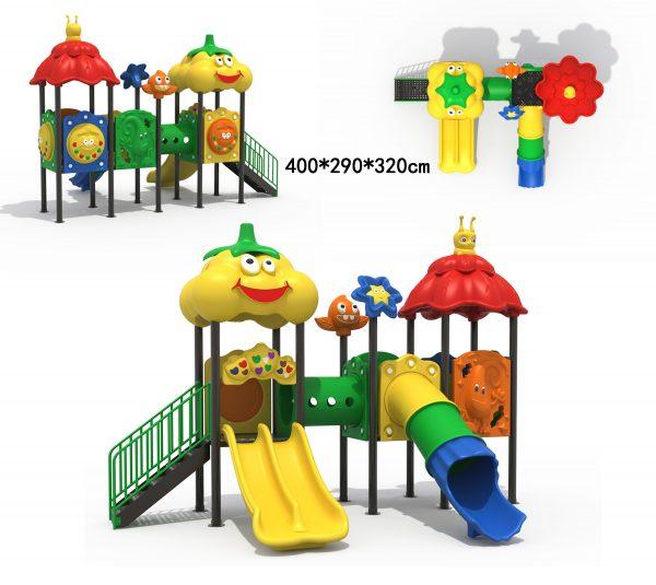 Jual Outdoor Playground SNI