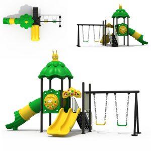 Jual Outdoor Playground Bergaransi
