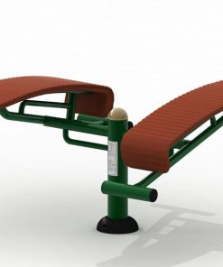 Jual Outdoor Fitness Sit Up Ber SNI