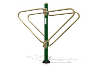 Jual Outdoor Fitness Parallel Raills