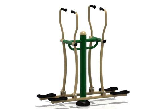 Jual Outdoor Fitness Double Flat Walker