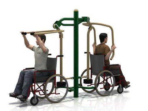 Jual Outdoor Fitness Handicap Berkualitas