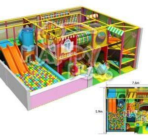 Playground Indoor bagus