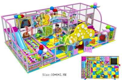 Beli Indoor Playground AB06