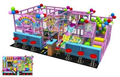 Berbisnis Playground indoor