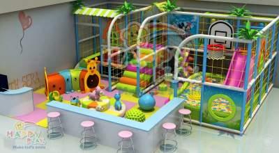 Memulai Bisnis playground indoor