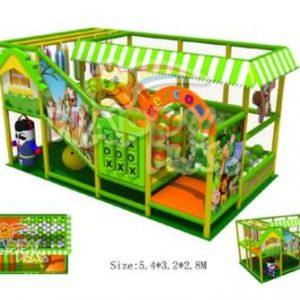 Membeli Indoor Playground HAA046