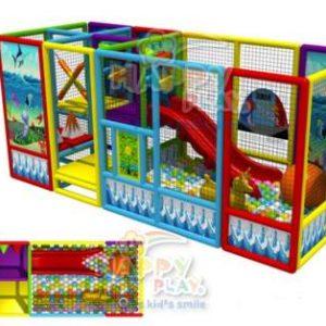 Pembuatan playground anak