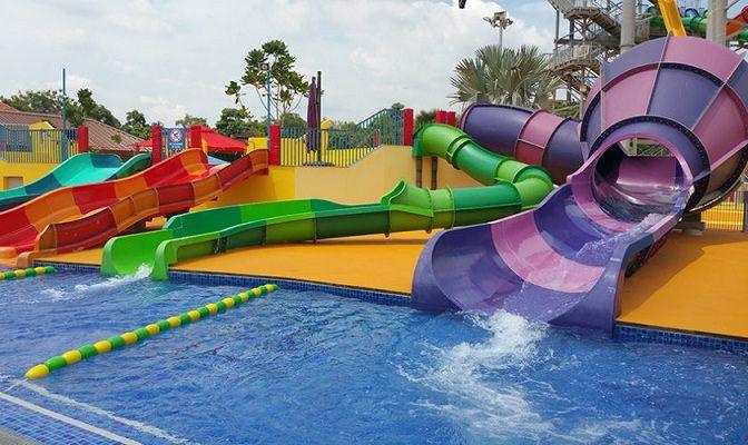 Jasa Playground Kolam Renang