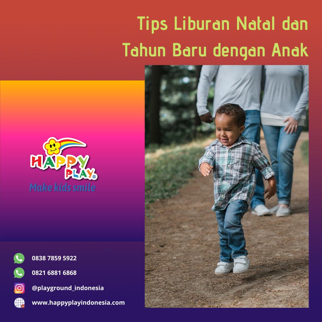 tips liburan dengan happy play