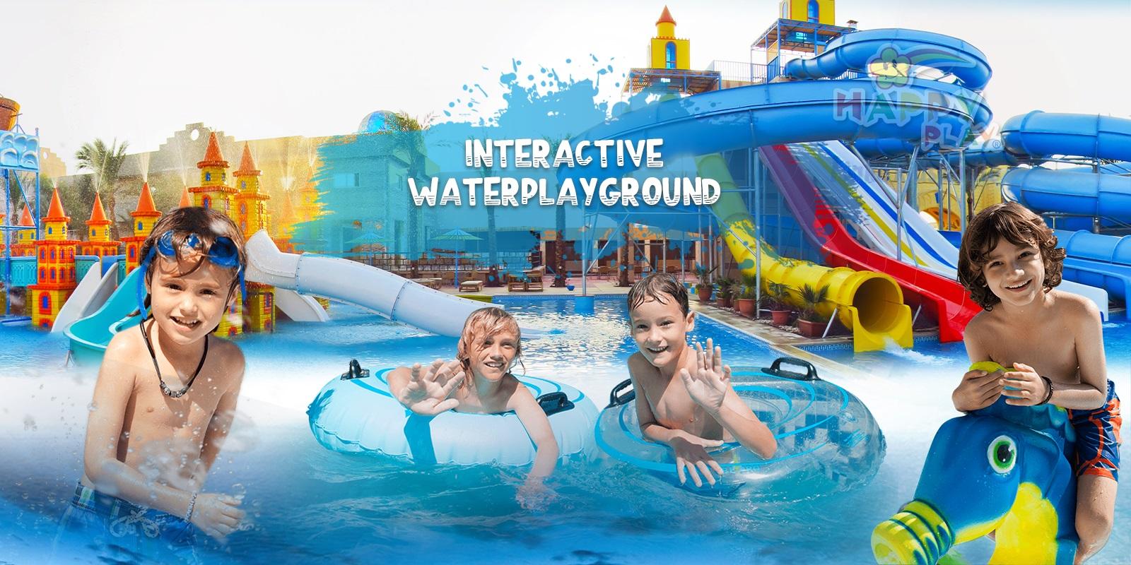 waterplayground outdoor
