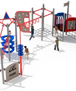 Outdoor Kids Gym Playground