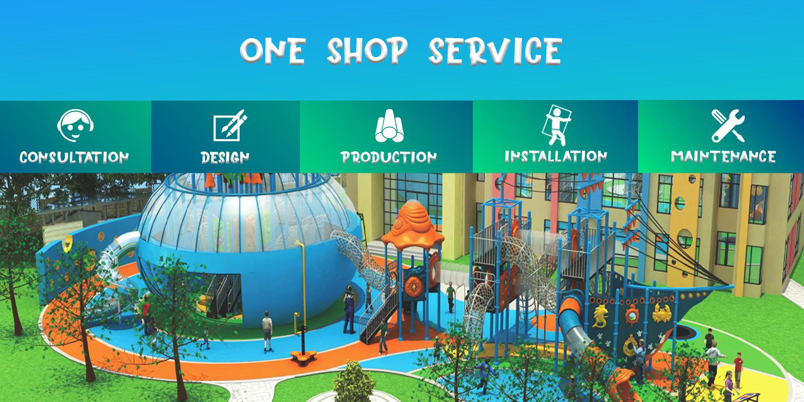 One Shop Service