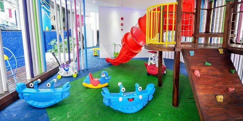 mainan anak tk indoor