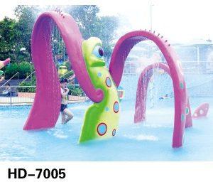 Water Playgroud Equipment