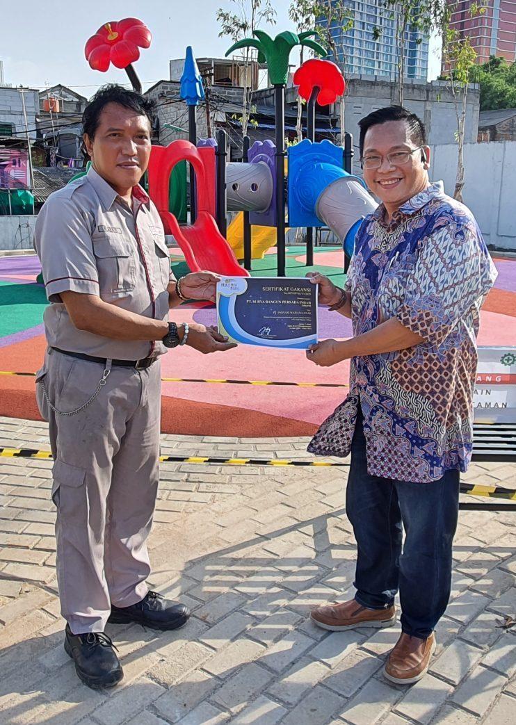 Project Outdoor Playground – Lippo Pejaten, Jakarta