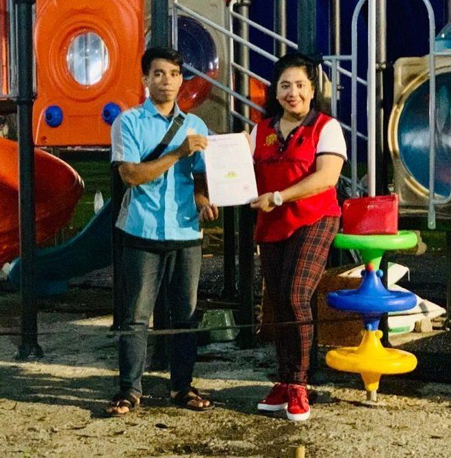 Project Outdoor Playground – Magelang, Jawa Tengah