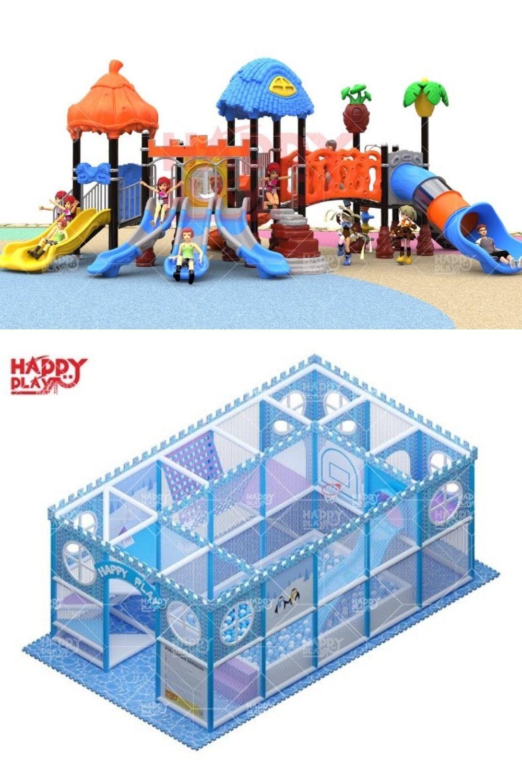 Pasang Playground Maka Bisnis Anda Akan Semakin Untung Besar
